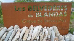 Le circuit de Blandas