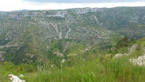 Le Grand site du Cirque de Navacelles